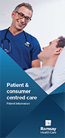 Patient and consumer centred care